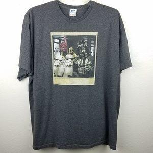 STAR WARS Lucas Film Rebel Graphic Shirt